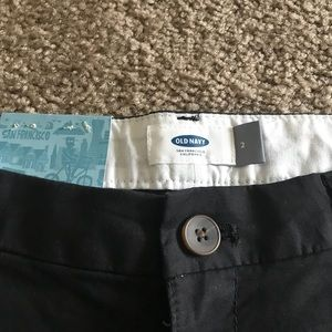 Old Navy Shorts - Women's size 2 Black Shorts - Brand New!
